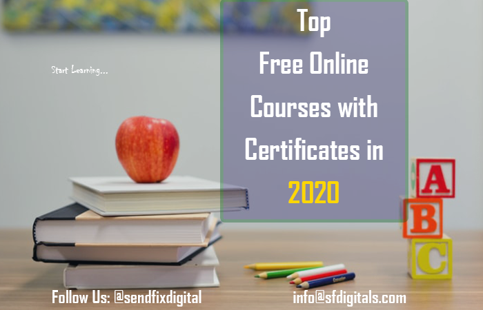 COVID-19: Top Free Online Courses with Certificates in 2020